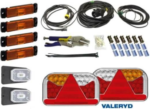 Lasiet vairāk par Elektrosistēma un treileru apgaismojums